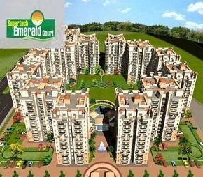Supertech Emerald Court Phase-III Flagship