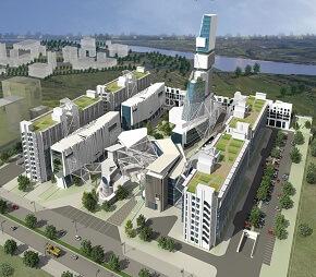 WTC Noida Phase 3 Flagship