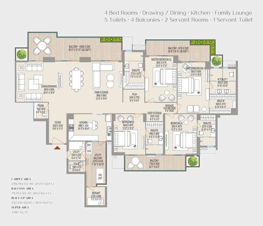 aba county 107 apartment 4bhk 4482sqft31