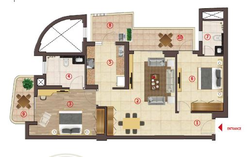 antara noida phase 1 apartment 2bhk 1587sqft11