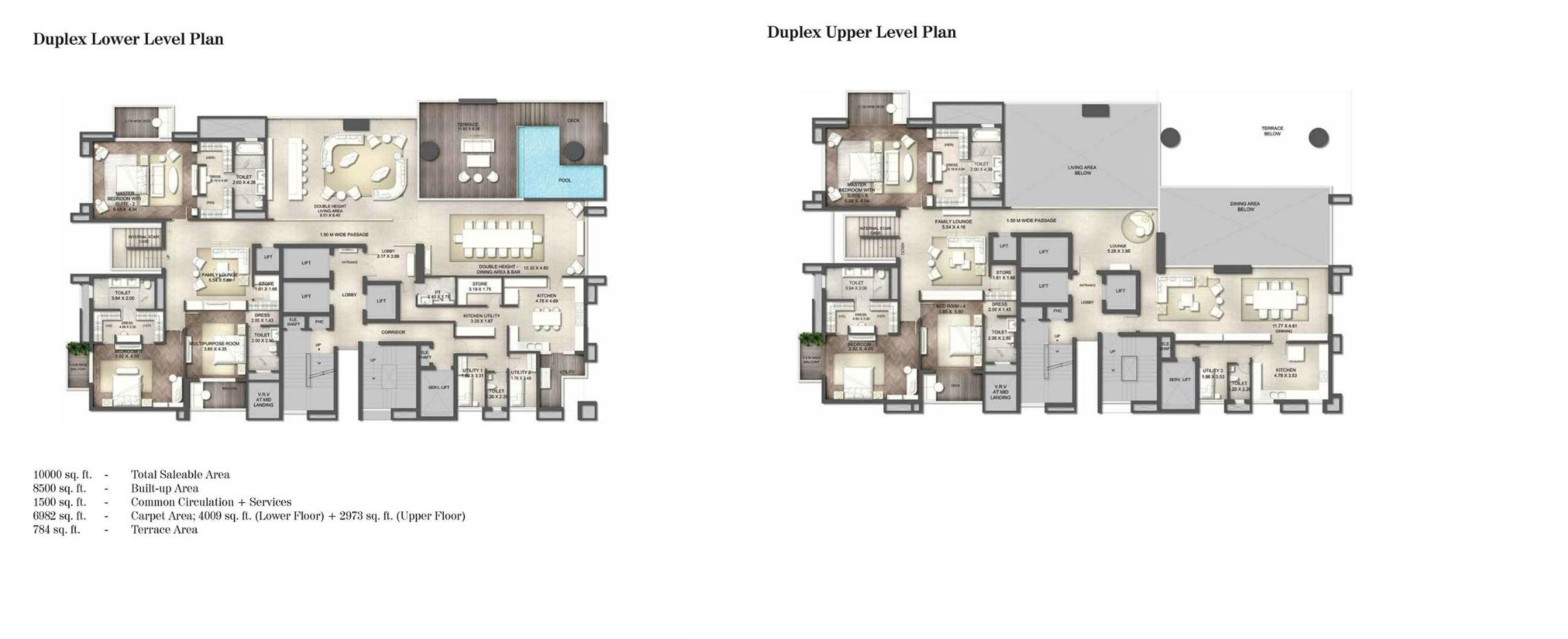 ats knightsbridge apartment 6bhk 10000sqft 20203926143930