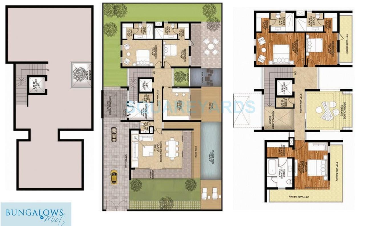bhasin mist bungalows apartment 5bhk 4680sqft 1