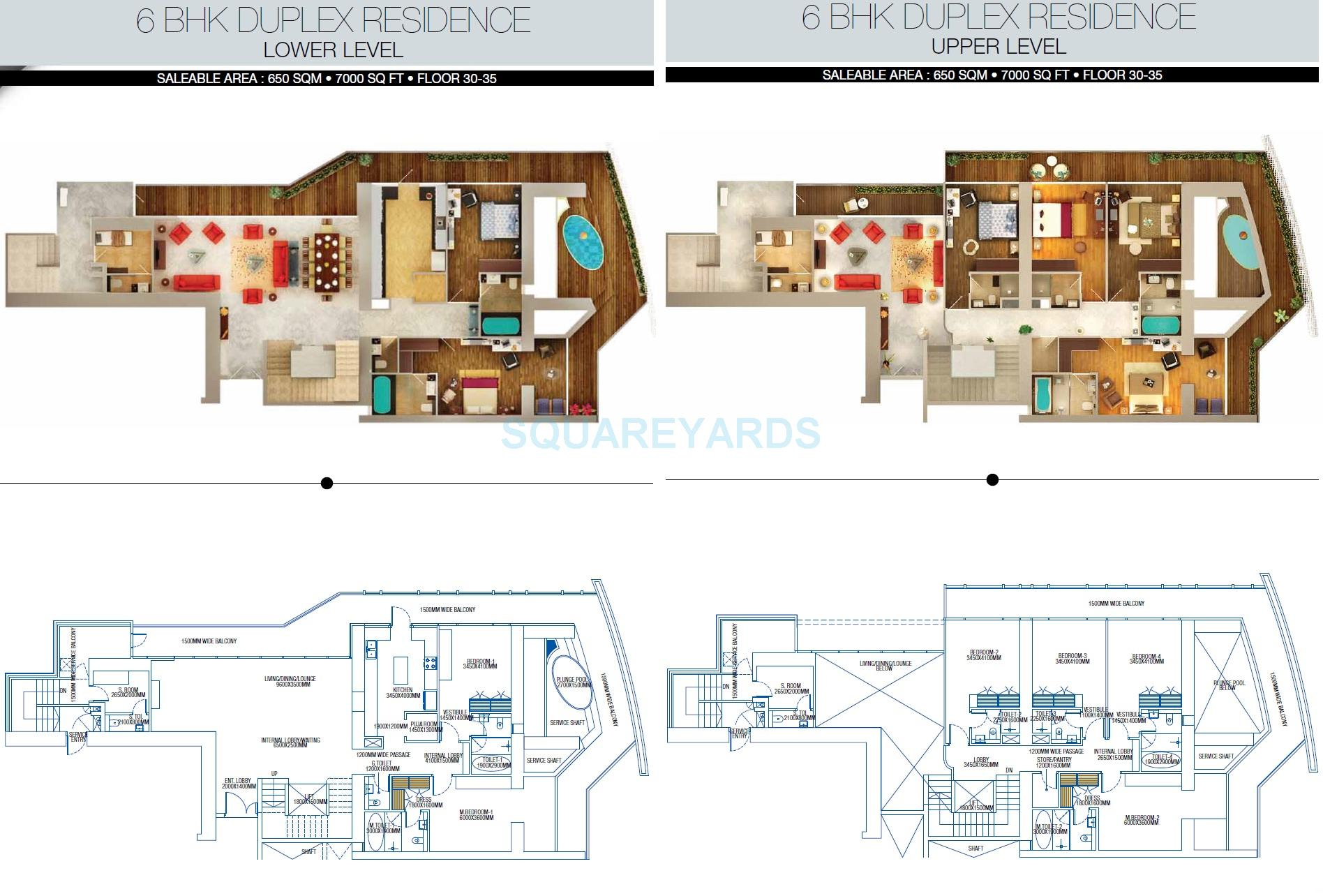 brys buzz apartment 6bhk 7000sqft 1