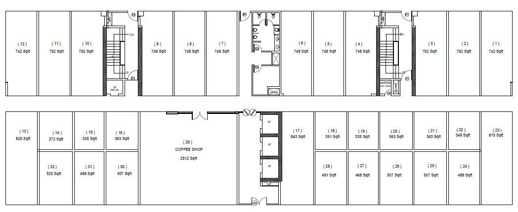 cbs noida world one retail shop 826sqft 1