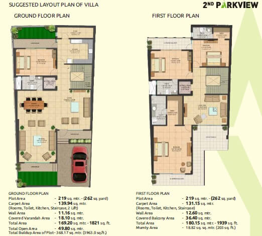 gaur yamuna city 2nd park view plot 2358sqft 1