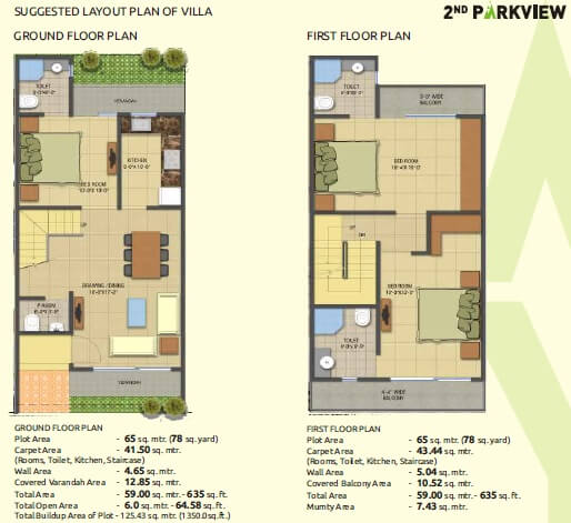 gaur yamuna city 2nd park view plot 702sqft 1