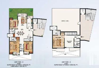 paras tierea apartment 4 bhk 2950sqft 20210010120041