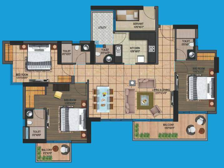 presithum phase ii apartment 3 bhk 2234sqft 20201311121327