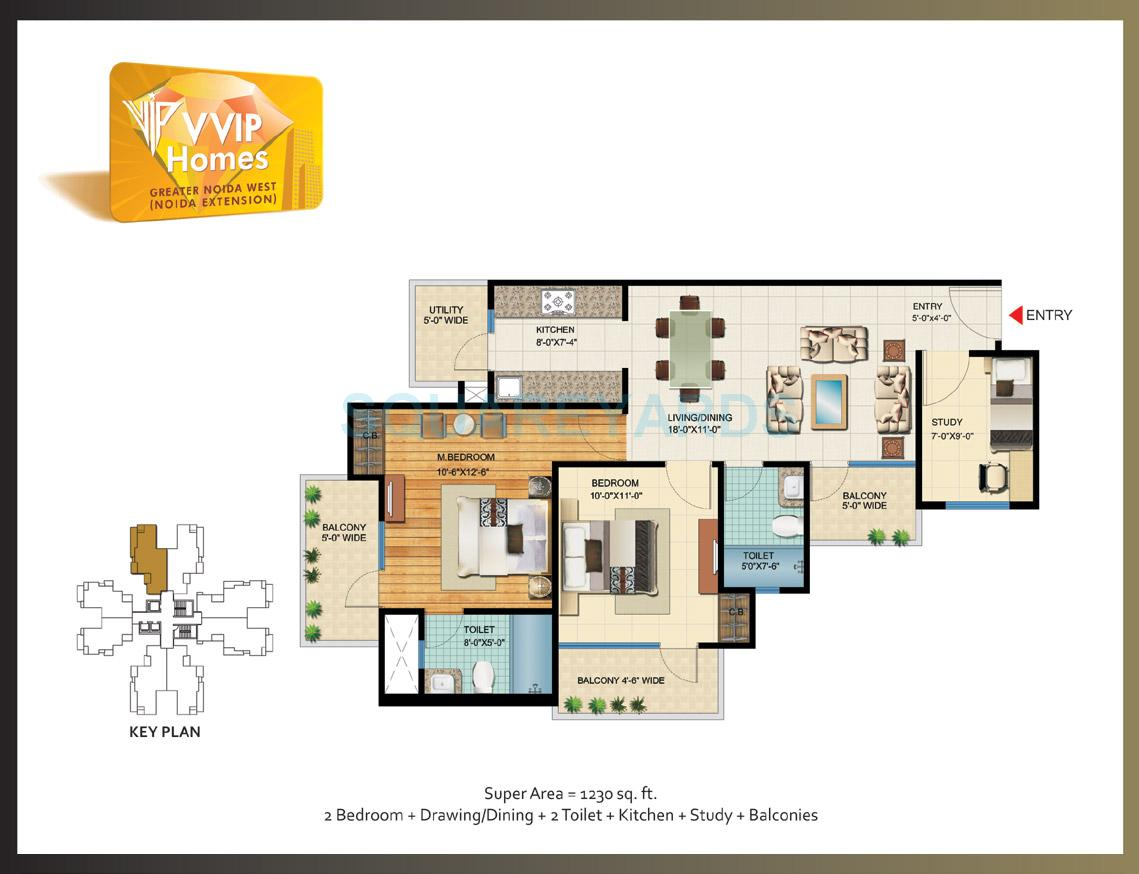 vvip homes in noida ext sector 16c noida   project