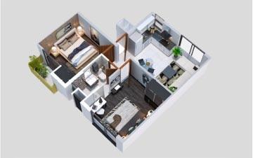 wtc co live apartment 2bhk 815sqft31
