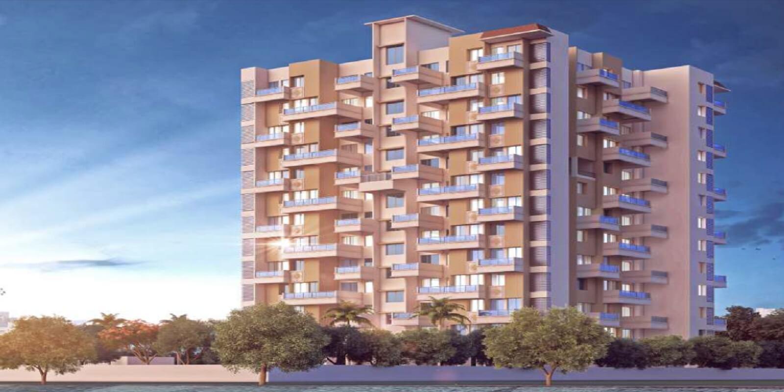 aaiji lakeshore residences project large image1