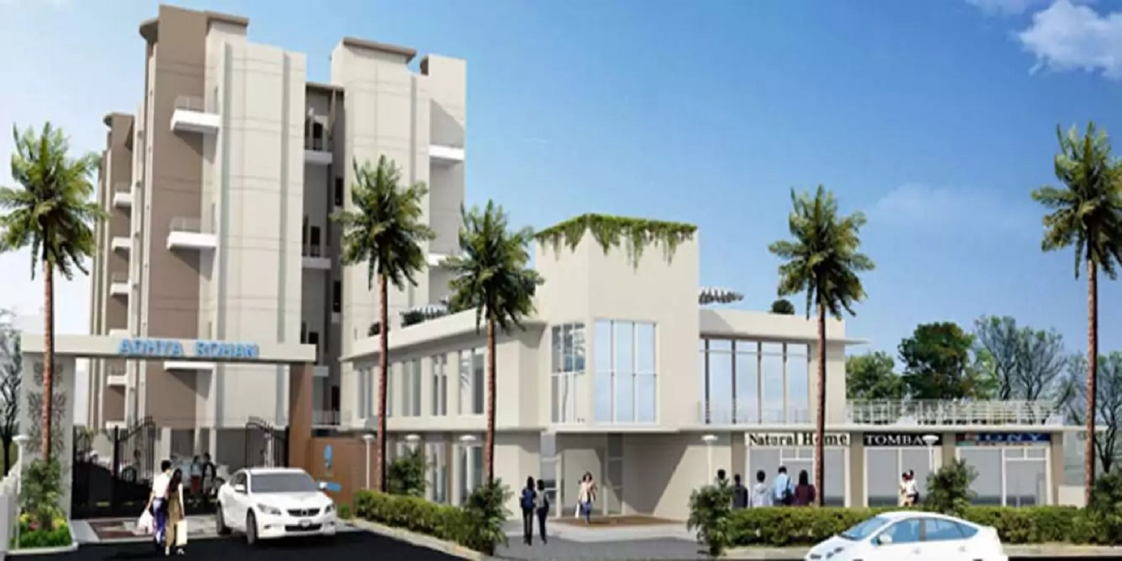 adhya rohan project project large image1
