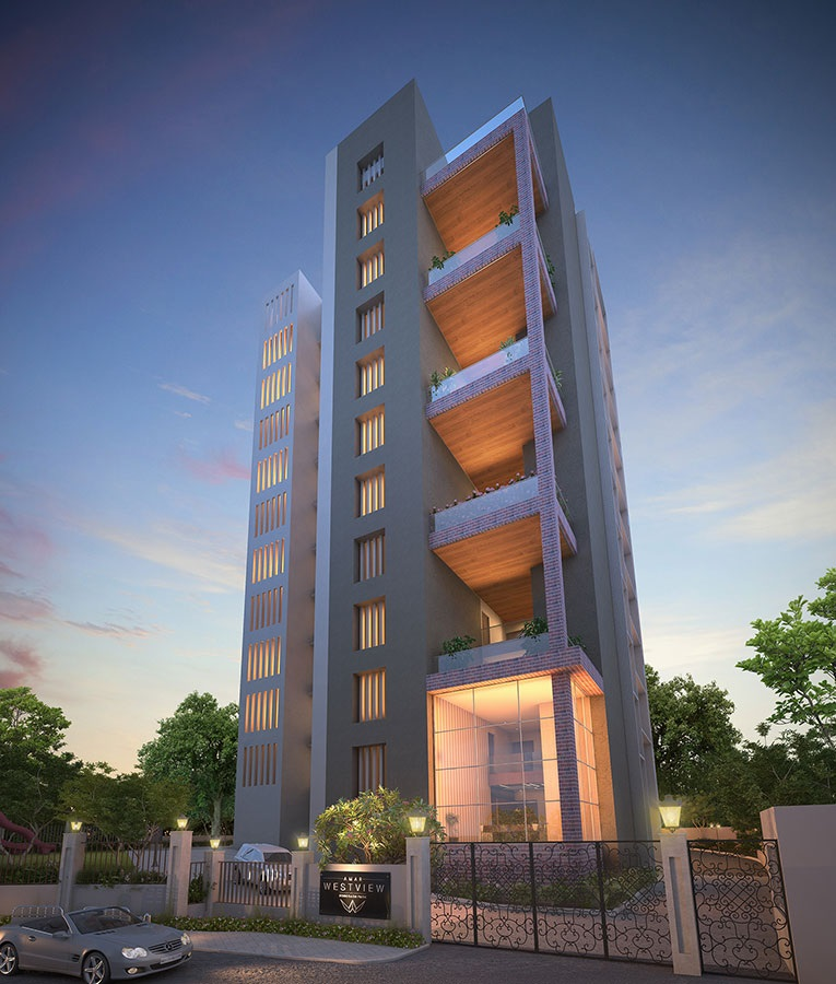 amar westview project specification1