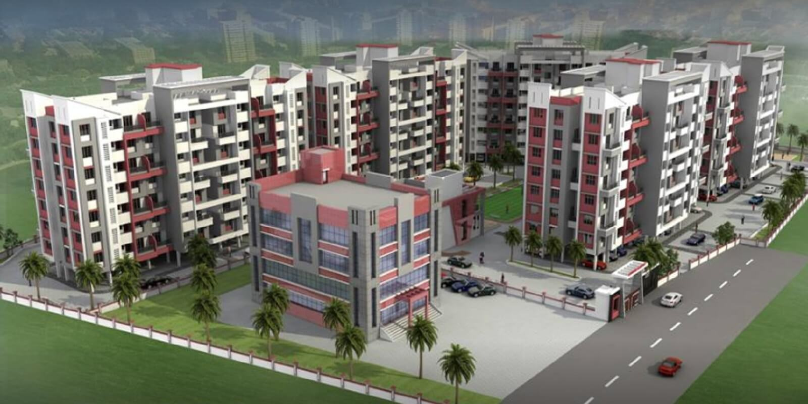 ashanand residency f buidling project large image1