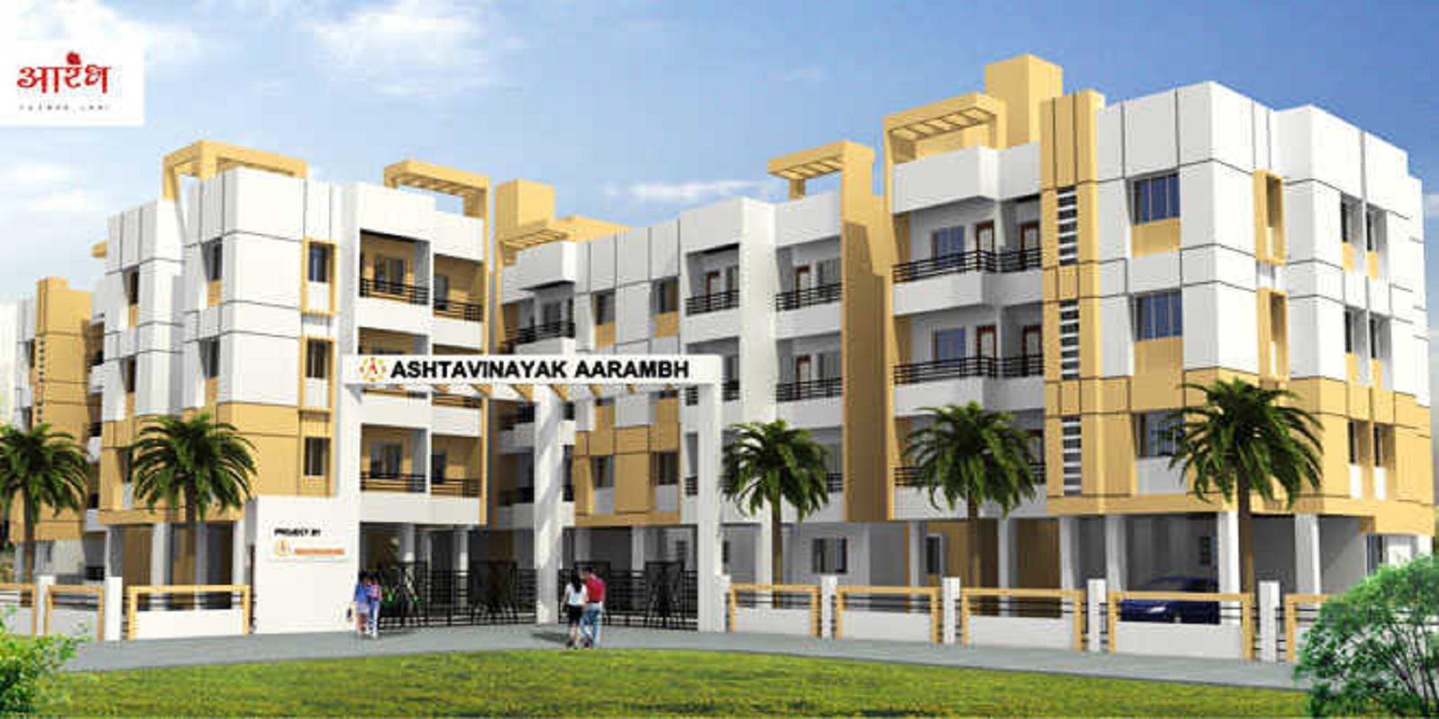 ashtavinayak aarambh apartment project project large image1