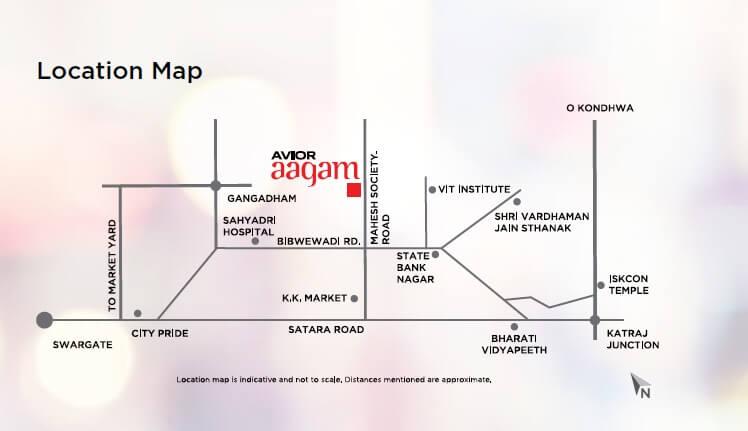avior aagam location image1
