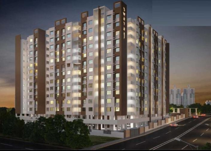 bhandari swaraj project tower view3
