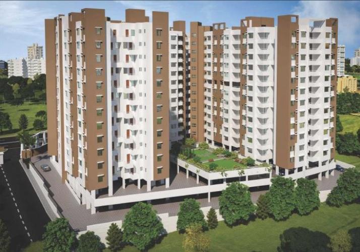 bhandari swaraj project tower view4