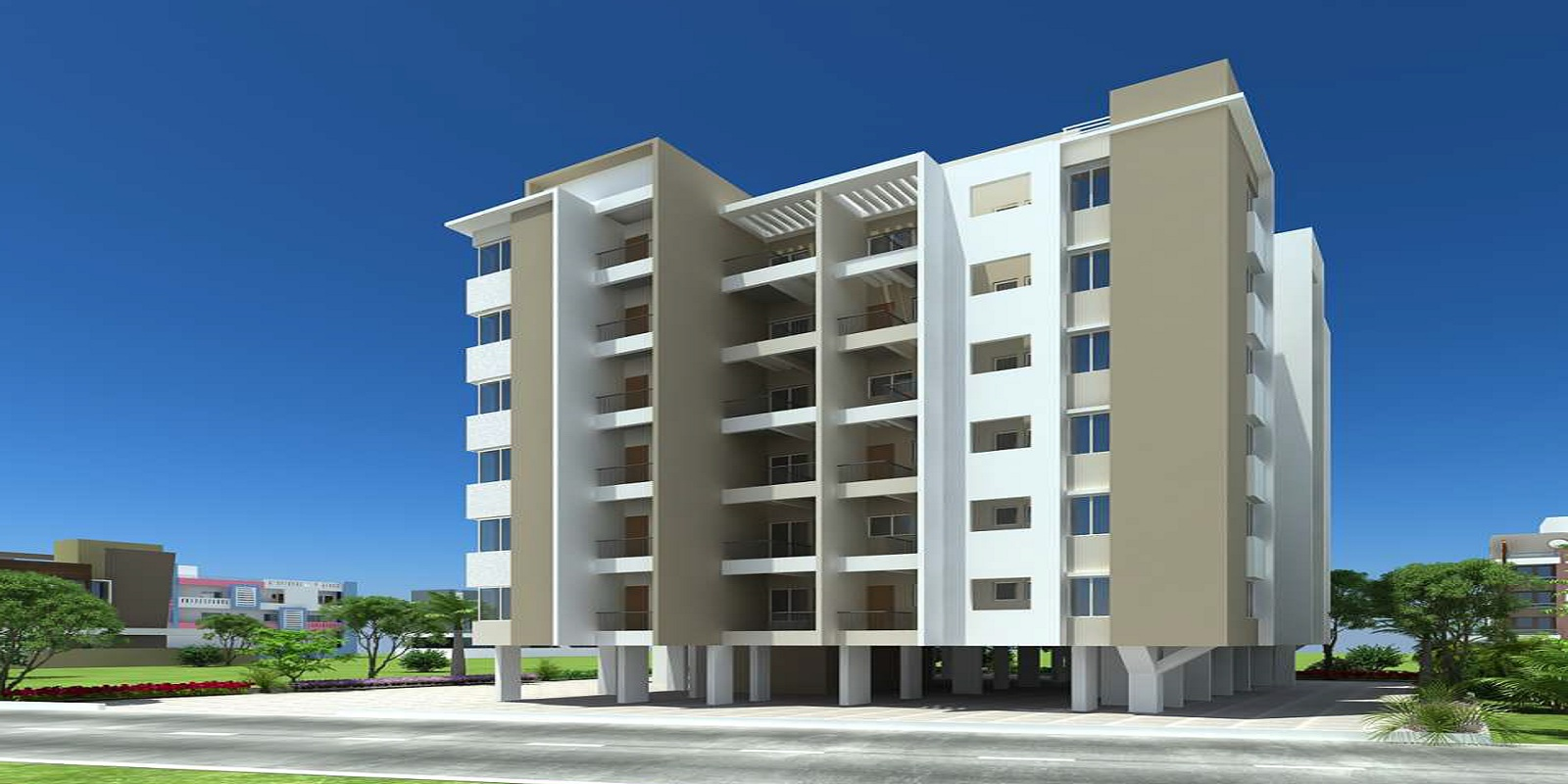 bhansali aundh riviera project project large image1
