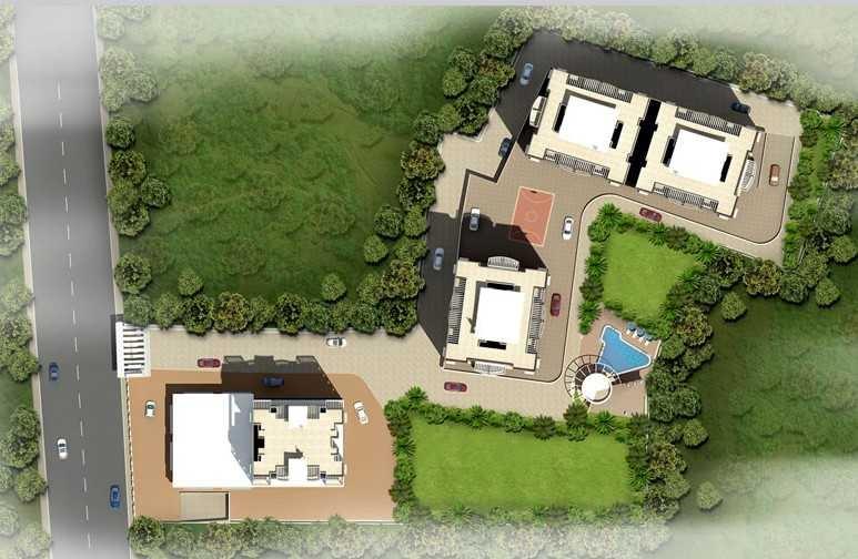 bhujbal misty trails project master plan image1