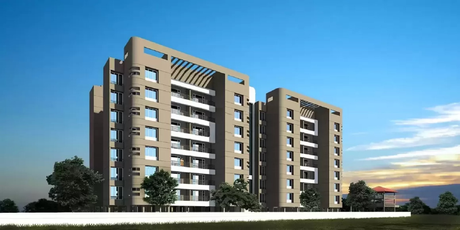 bhujbal quadra town project project large image1