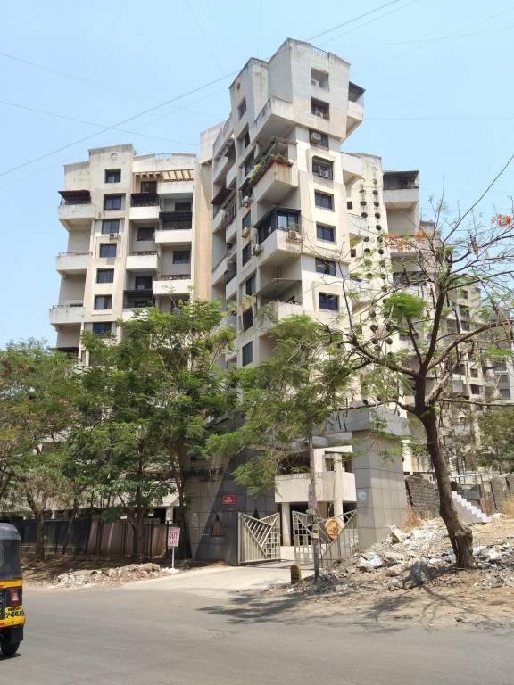 bramha exuberance project tower view1
