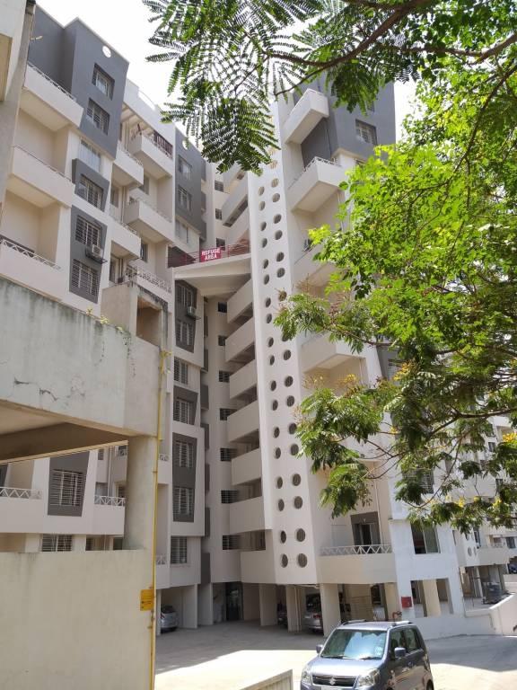 bramha exuberance project tower view2