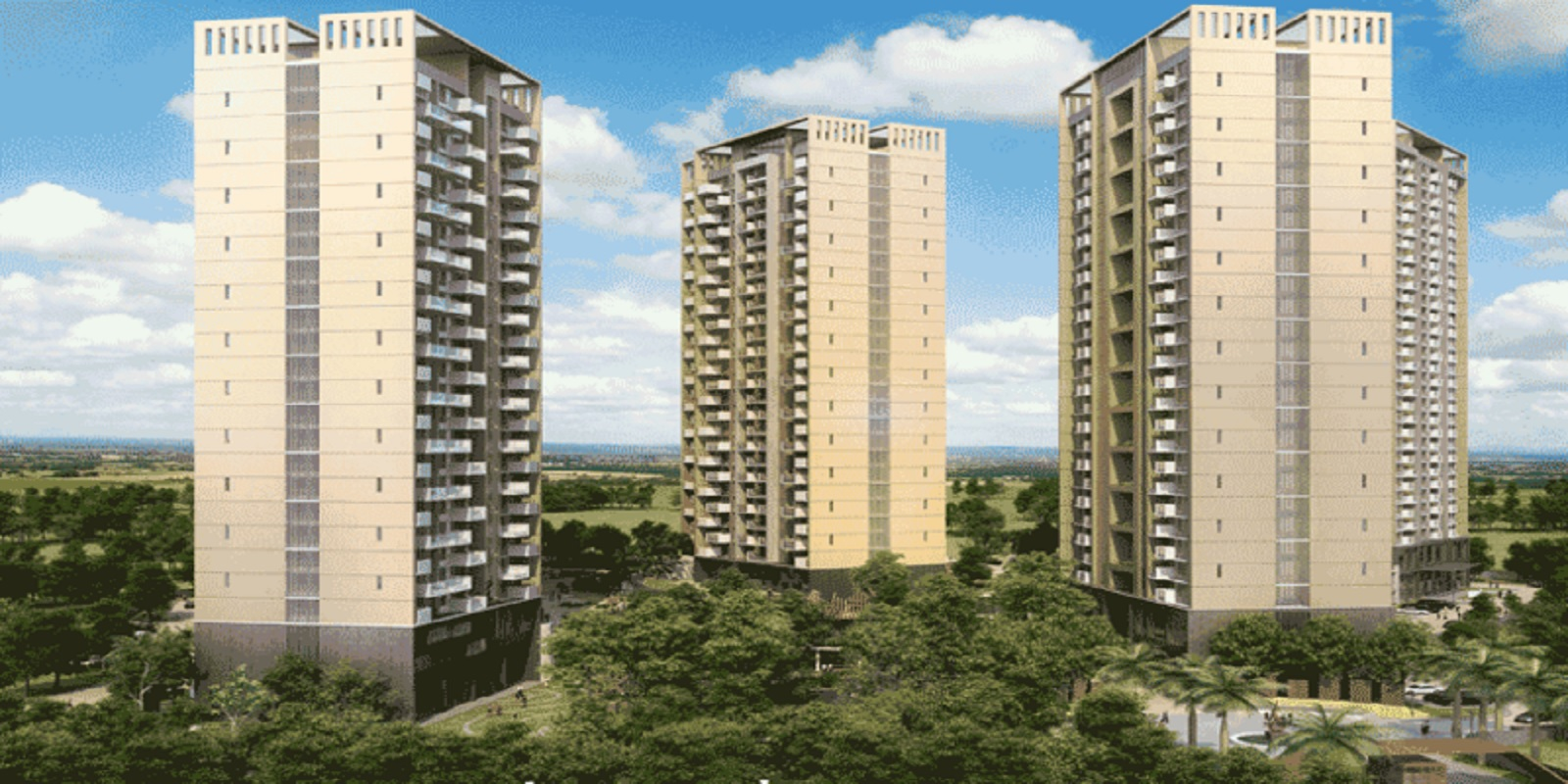 dsk dream city breeze residence project project large image1