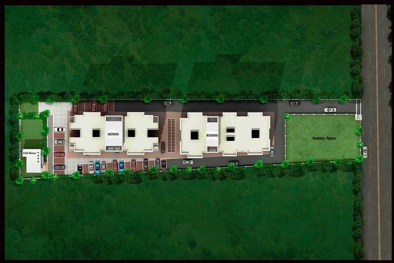 durga riddhi siddhi project master plan image1