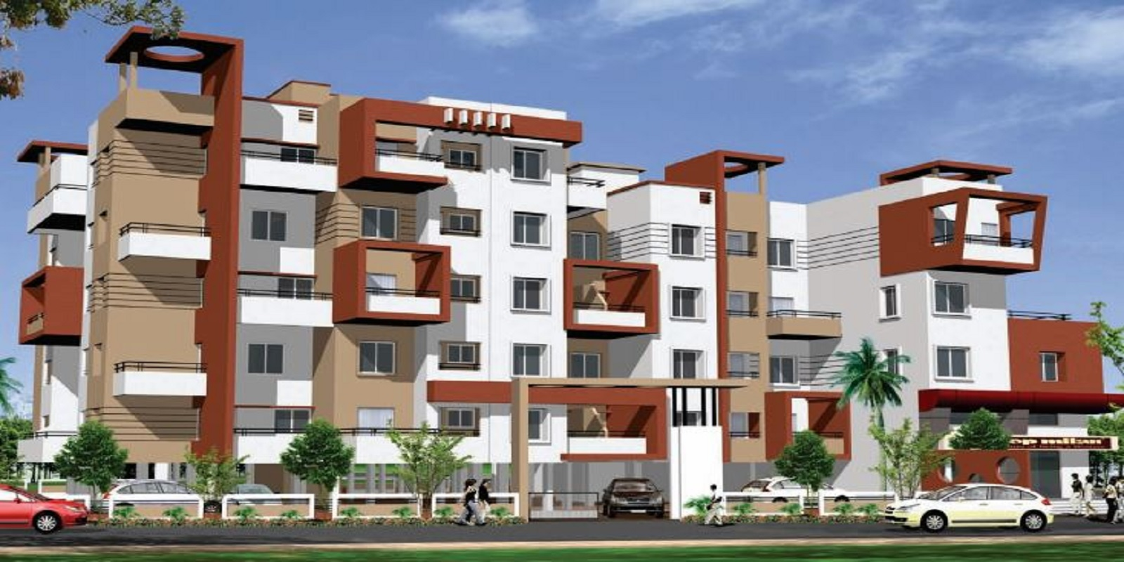 ganesh vishwa apartment project project large image1