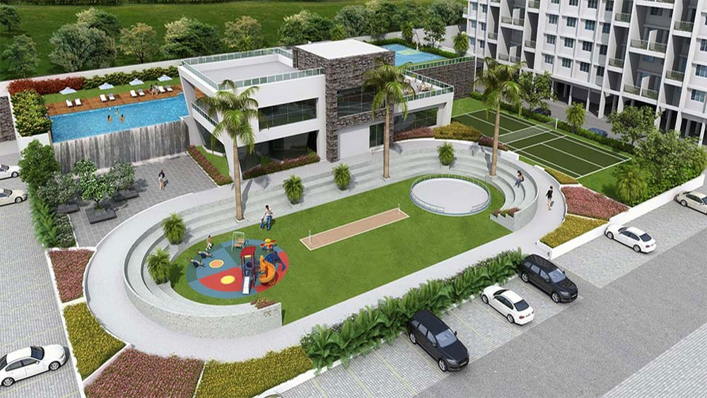 ganga glitz shine project amenities features2