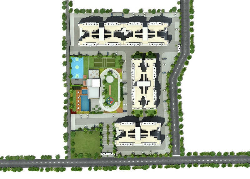 ganga glitz shine project master plan image1
