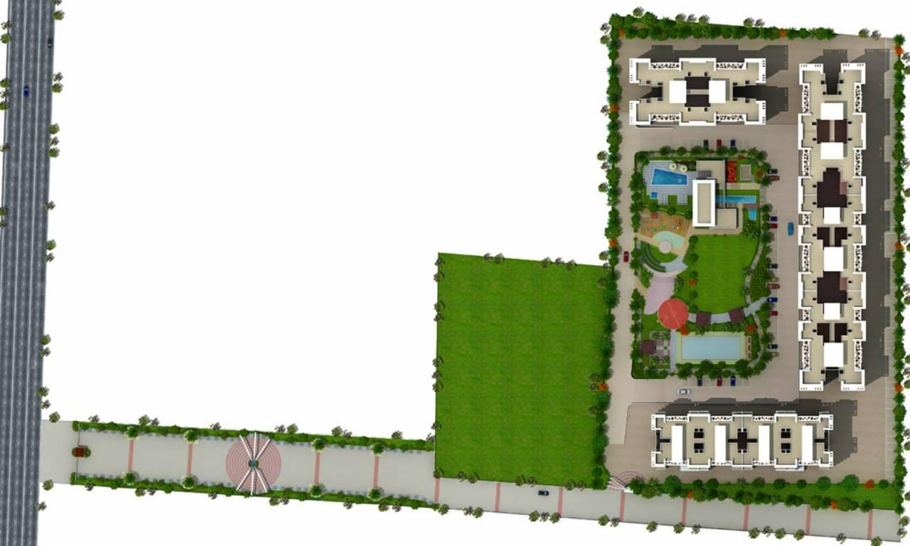 ganga micasaa project master plan image1