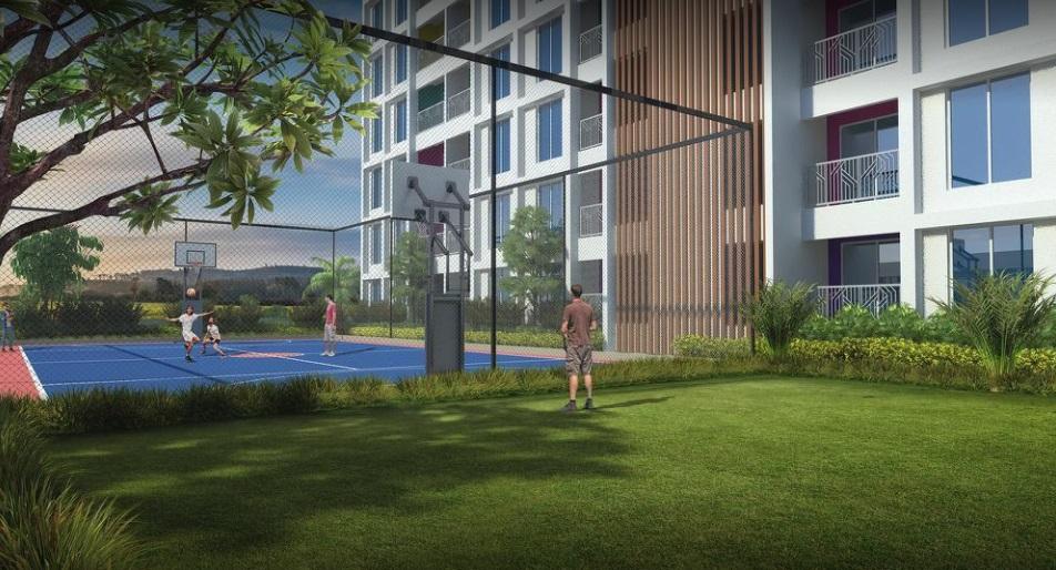 ganga millennia project amenities features3
