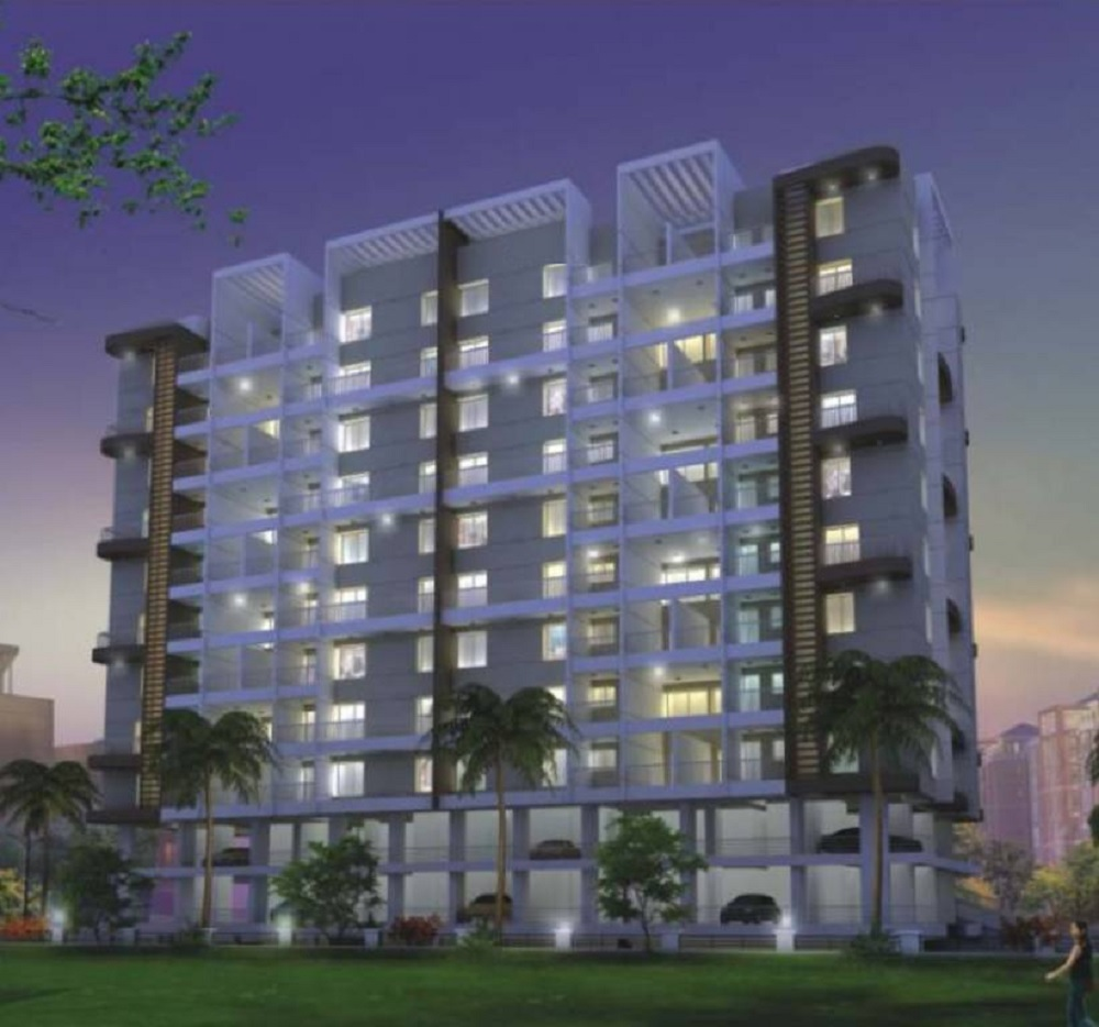geeta gold fusion project tower view1