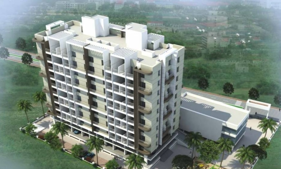 geeta gold fusion project tower view2