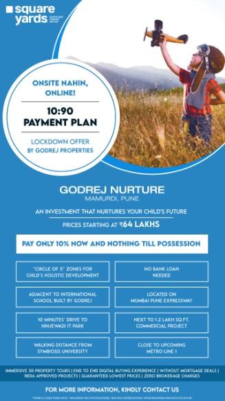 godrej nurture pune payment plan image6