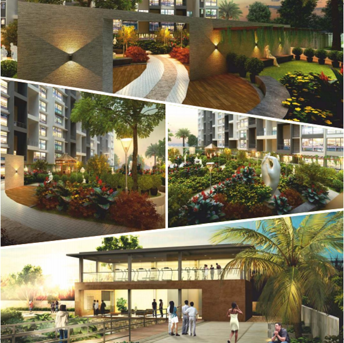 goel ganga aria project amenities features8