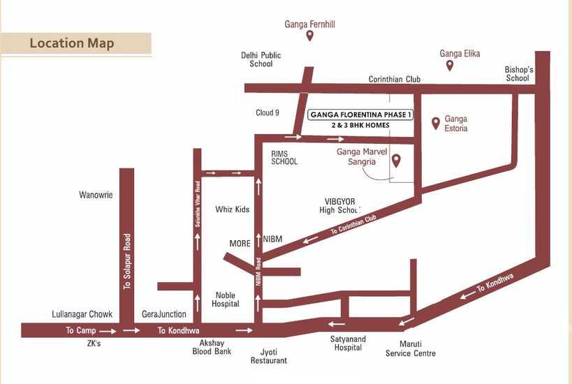goel ganga florentina location image5
