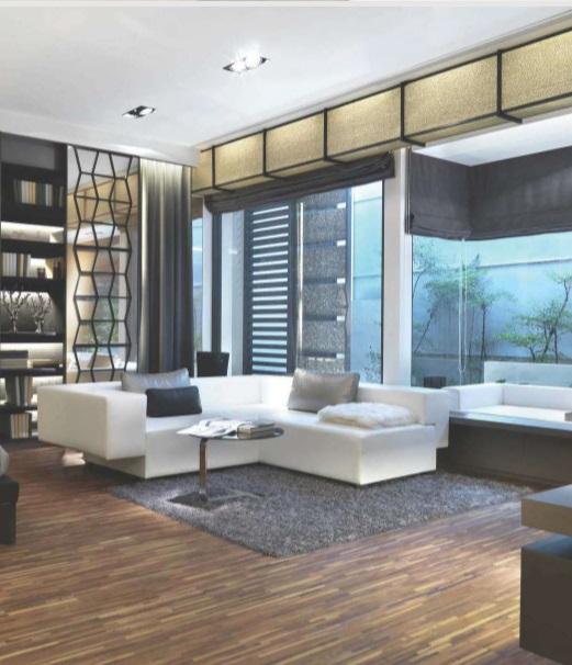 goel ganga liviano project apartment interiors3