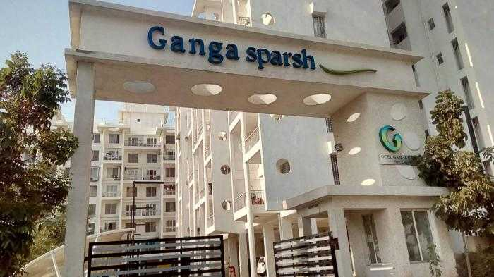 goel ganga sparsh entrance view6