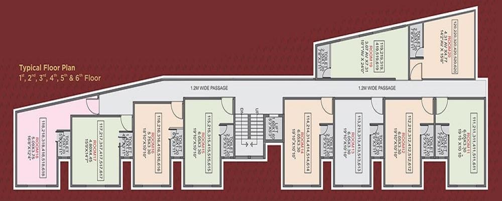 i build shubharambh project floor plans1