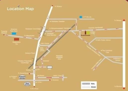i build shubharambh project location image1