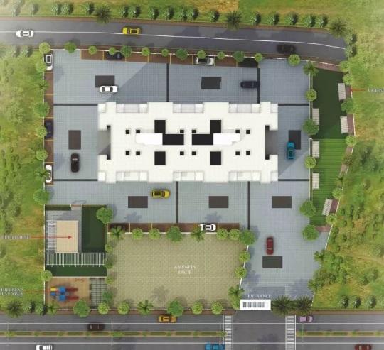 jain rio greens master plan image6