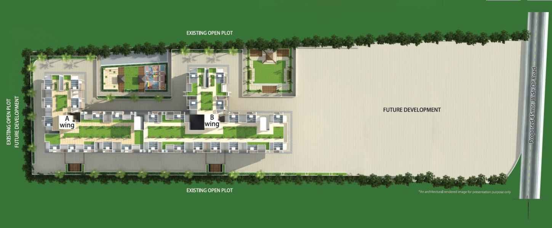 jhamtani ace aastha project master plan image1