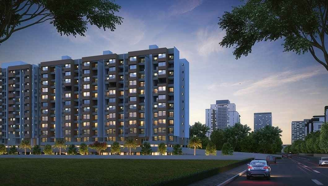 jhamtani ace aastha project tower view1