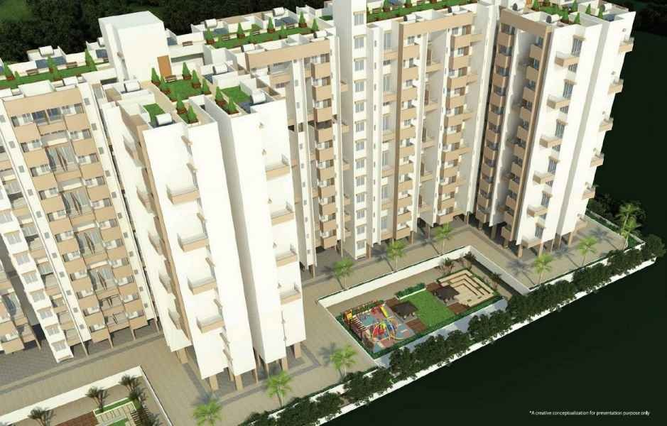 jhamtani ace aastha project tower view4