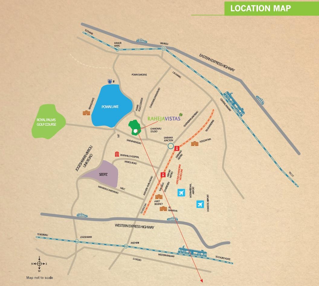k raheja vistas premiere location image1