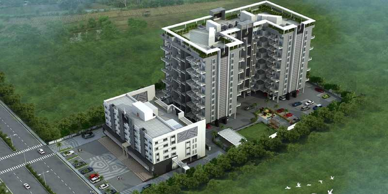 kamalraj nishigandh b and c building project project large image1