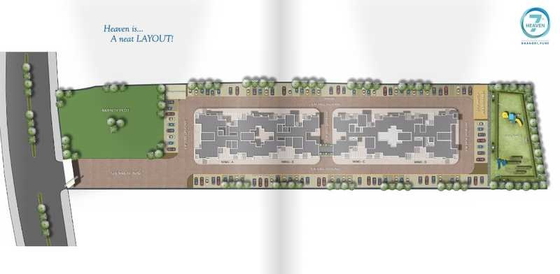 kamdhenu 7th heaven project master plan image1